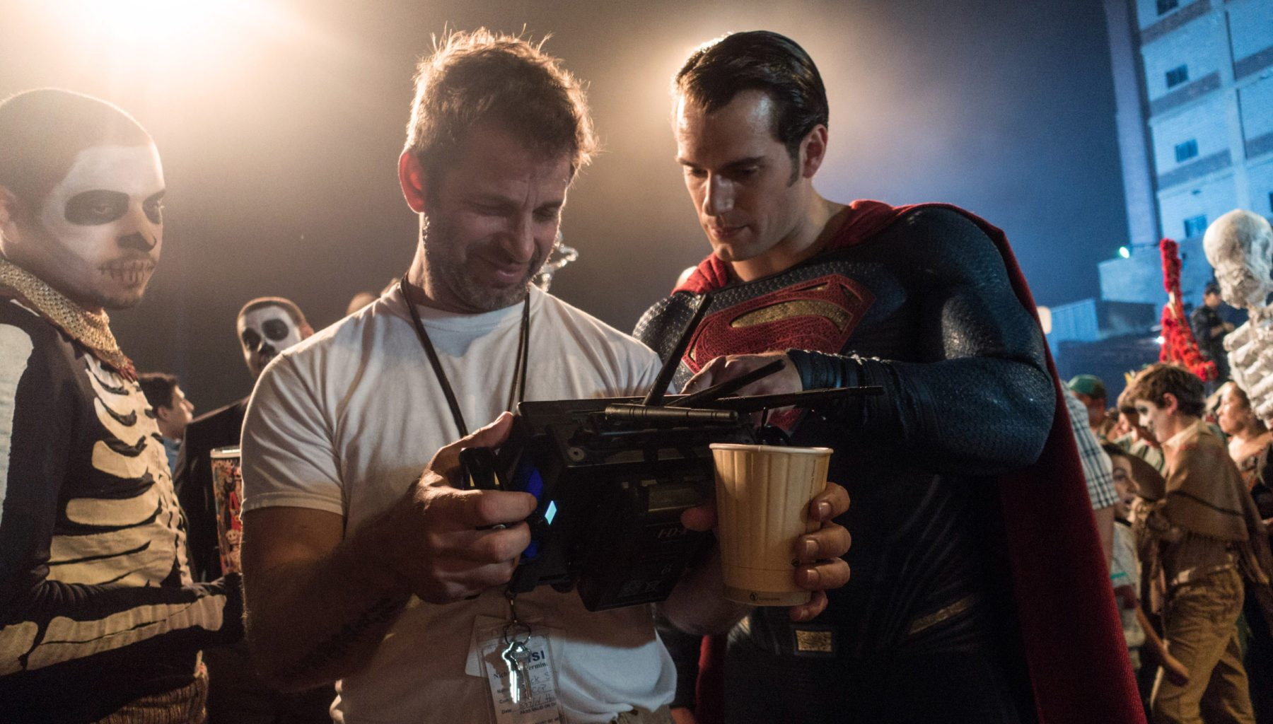 The score for the Snyder Cut of Justice League is complete says Junkie XL