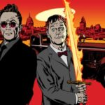 David Tennant and Michael Sheen to star in Neil Gaiman's Good Omens