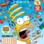 Preview of All-New Simpsons Comics #1