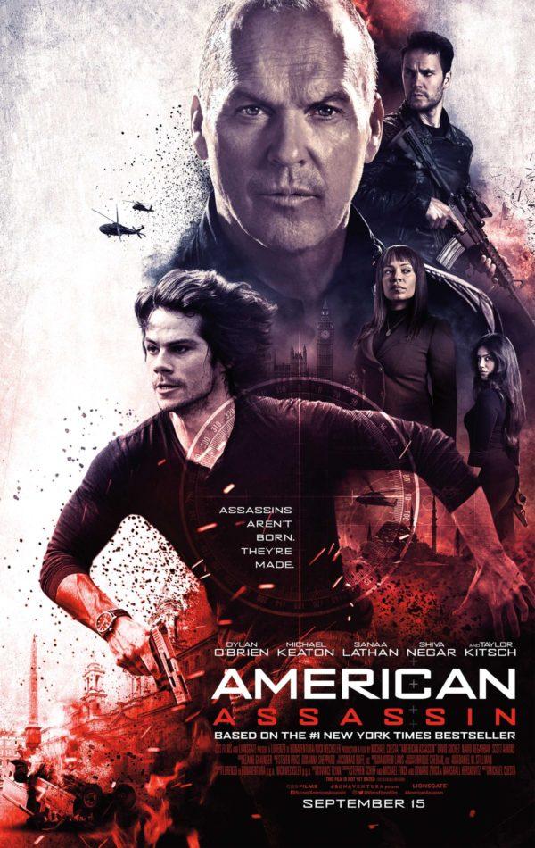 Re: American Assassin / Americký zabiják (2017)