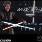 Hot Toys' Anakin Skywalker Movie Masterpiece figure from Star Wars: Episode III – Revenge of the Sith revealed