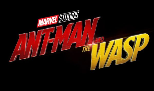 「ant-man and the wasp logo」の画像検索結果