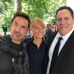 Robert Downey Jr., Gwyneth Paltrow and Jon Favreau featured in Avengers 4 set photo