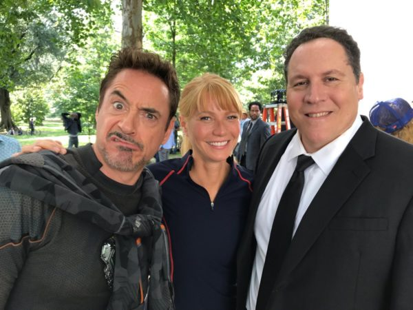 Avengers 4 Set Photos Confirm Another Returning Player