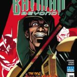 Terry McGinnis battles Damian Wayne in preview of Batman Beyond #11