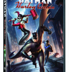Giveaway – Win Batman and Harley Quinn on DVD – Available on Blu-ray and DVD August 28th – NOW CLOSED