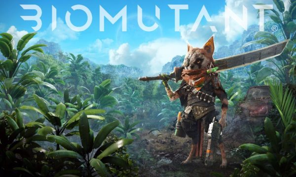 Biomutant Officially Announced with a Collector's Edition