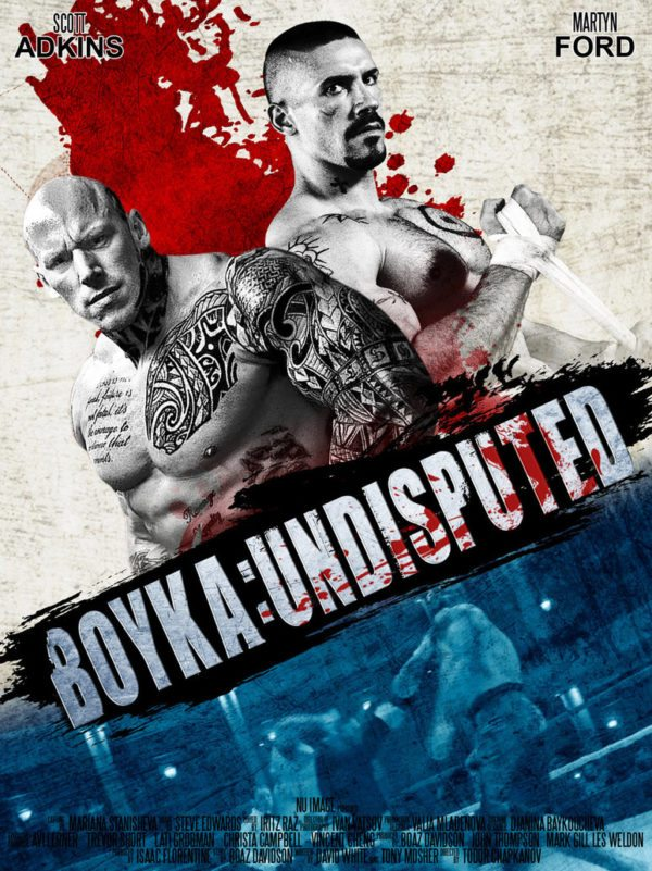 Movie Review - Boyka: Undisputed (2016)