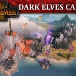 New video for Total War: Warhammer II reveals 12 minutes of Dark Elves campaign gameplay