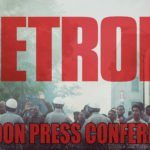 Detroit – London Press Conference Report