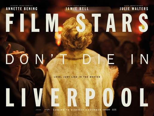 Image result for Film Stars Don't Die in Liverpool poster