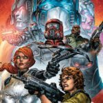Preview of IDW's Hasbro crossover event First Strike #1