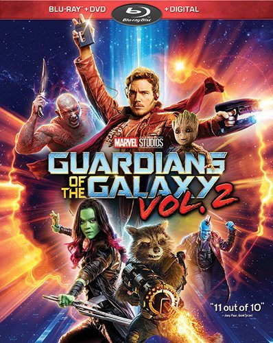 Blu Ray Review Guardians Of The Galaxy Vol 2 2017