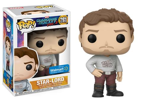 Star Lord Groot And Drax Pop Vinyl Figures From