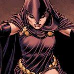 Teagan Croft cast as Raven in Teen Titans series Titans