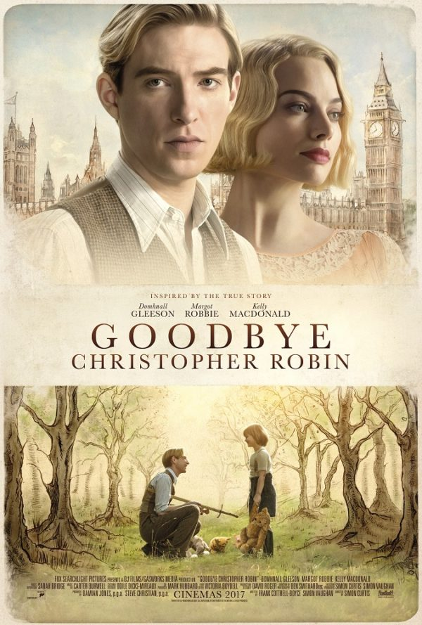 Goodbye Christopher Robin (2017) 720p BluRay x264 [Hindi DD 5 1 - English DD 2 0] - Esub - AbhiSona