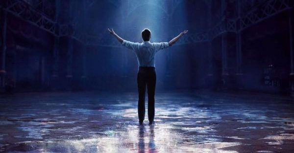 first poster for the greatest showman starring hugh jackman