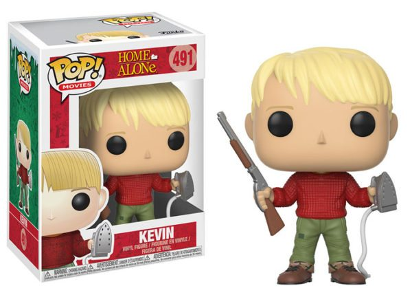 Home Alone Gets A Series Of Pop Vinyl Figures From Funko