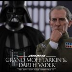 Hot Toys celebrates 40 years of Star Wars with Grand Moff Tarkin and Darth Vader collectible set