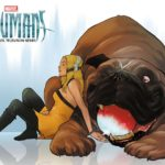 Ratings for Marvel's Inhumans continue to slide
