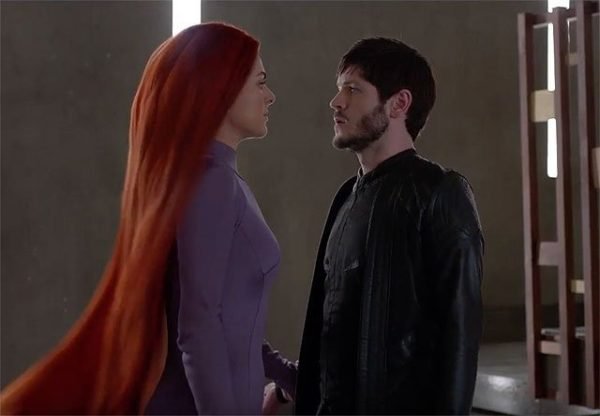 Inhumans Sneak Peek: Watch Medusa's Hair In Action