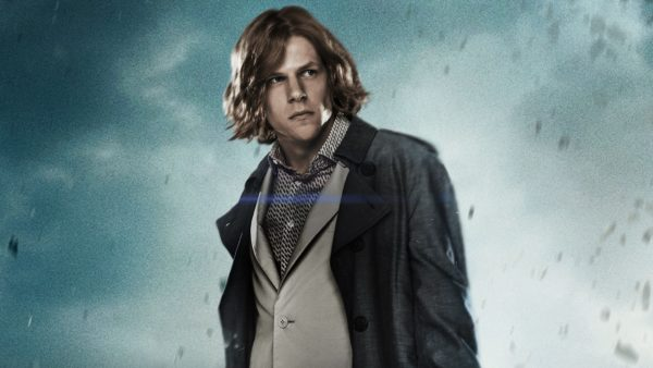 Rumor: Jesse Eisenberg's Lex Luthor has been cut from 'Justice League'