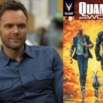 Joel McHale in talks for Quantum and Woody TV series