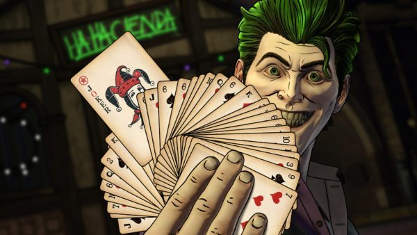 First look at Harley Quinn in Telltale's 'Batman: The Enemy Within'
