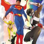Preview of Justice League/Power Rangers #5
