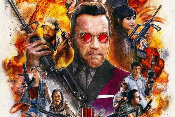 First Trailer For 'Killing Gunther' Starring Arnold Schwarzenegger
