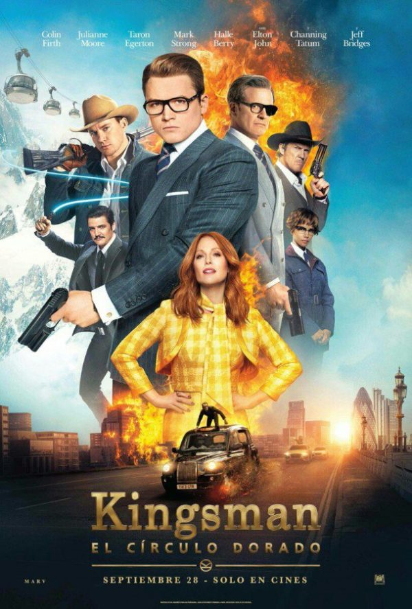 UPDATE: Kingsman: The ...