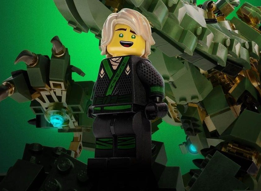 The Lego Ninjago Movie Gets A Hilarious Outtakes Video Flickering Myth