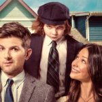 Poster and trailer for comedy-horror Little Evil starring Adam Scott and Evangeline Lilly
