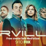 New banner and character promo images for Seth MacFarlane's The Orville
