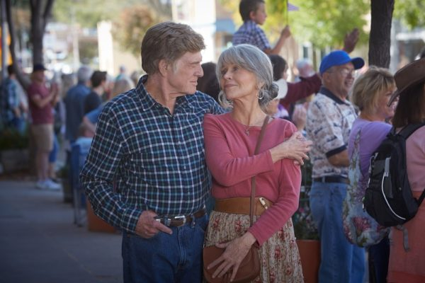 Robert Redford & Jane Fonda Reunite For New Movie