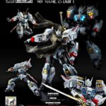 Flame Toys' Drift Transformers figure now available to pre-order