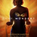Character posters for Professor Marston & The Wonder Women