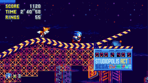 How to access Sonic Mania's level select mode