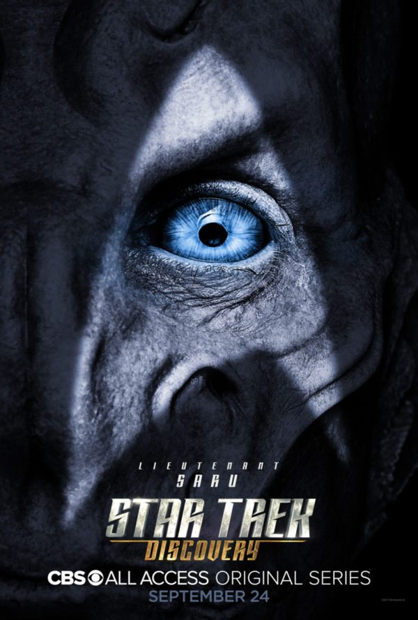 STAR TREK DISCOVERY Will Follow The Voyages Of Starfleet On Their Missions To Discover New Worlds And Lifeforms One Officer Who Must