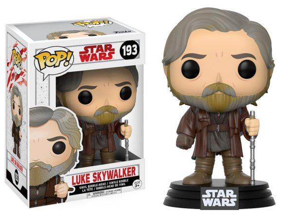 Star Wars: Luke Reveals His Dark Side in New Last Jedi Image