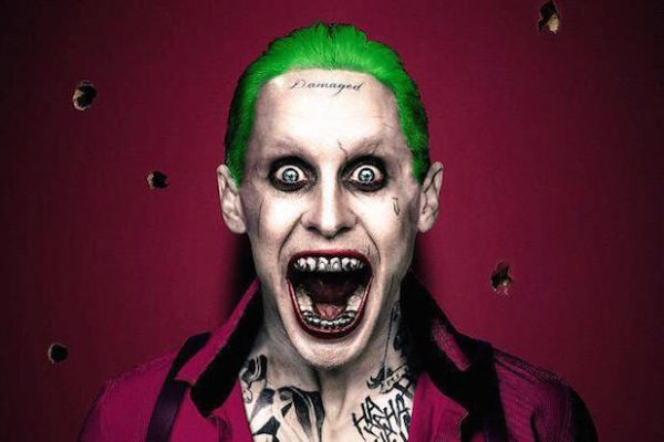 Suicide Squad director David Ayer shares alternate design for Jared Leto's Joker