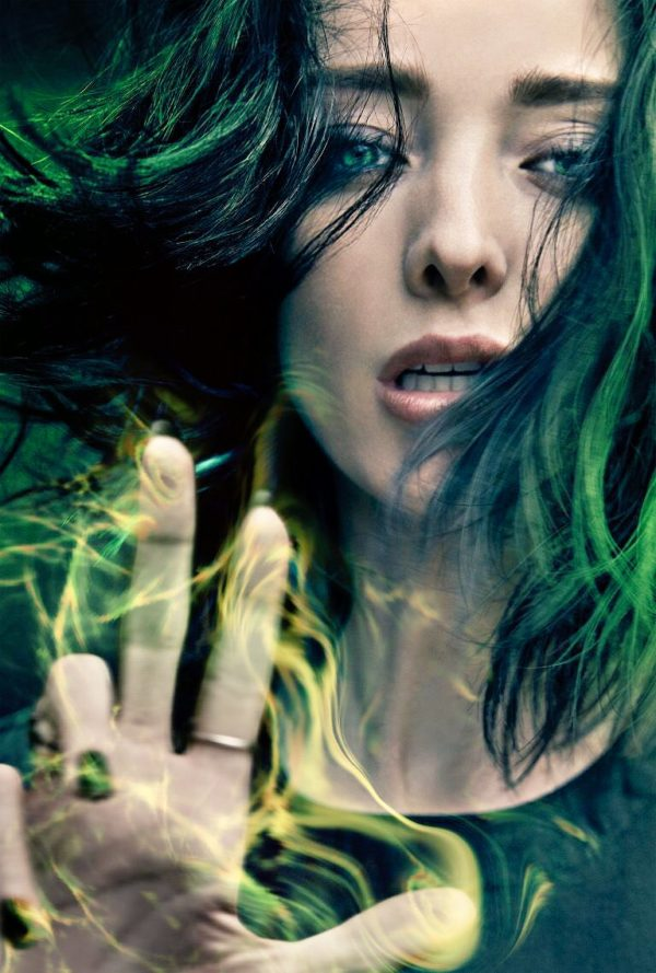 Marvels The Gifted Character Posters Featuring Polaris Blink Thunderbird And Eclipse