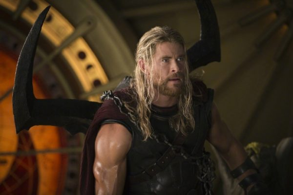Chris Hemsworth felt liberated by Thor's new hairdo