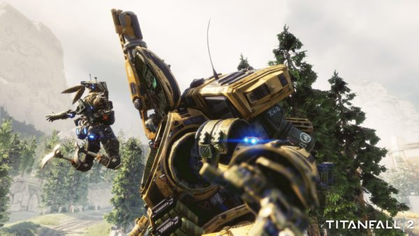 EA makes Titanfall 2 on EA Access and Origins Access