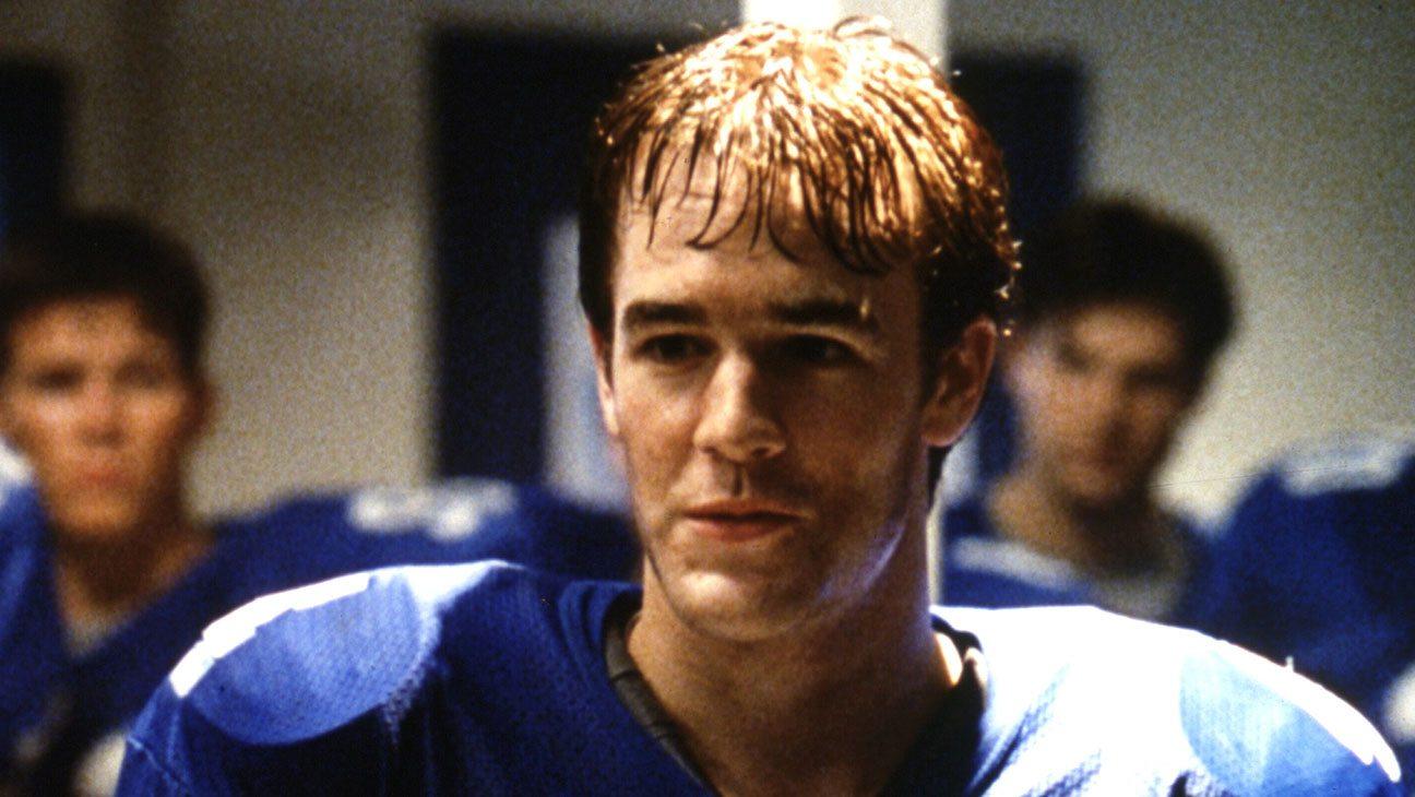varsity blues Irreverent teen (james van der beek) takes over for injured quarterback (paul walker.