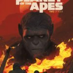 Preview of War for the Planet of the Apes #2