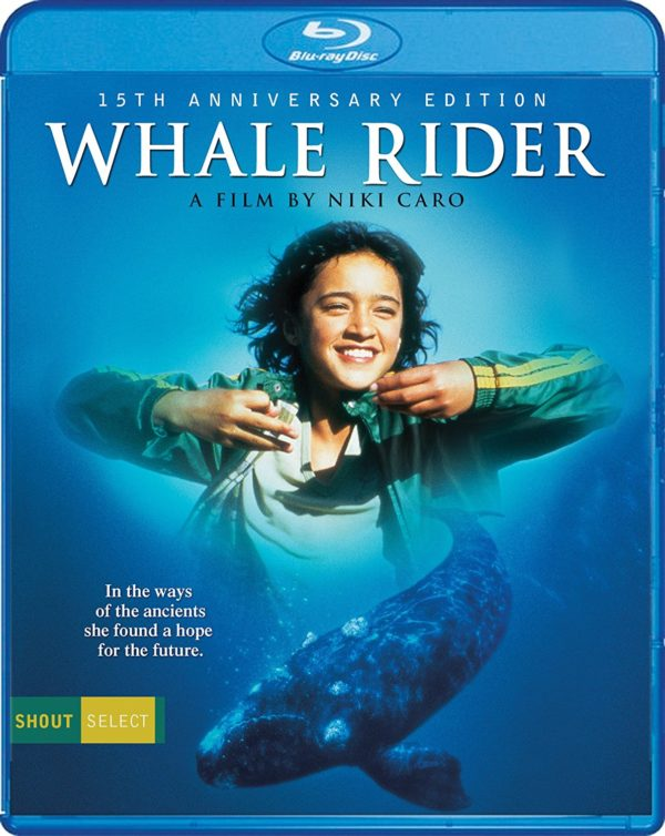 Blu Ray Review Whale Rider 15th Anniversary Special