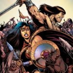 First-look preview of Wonder Woman/Conan #1