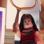 The LEGO Ninjago Movie promo features Batgirl, Wonder Woman and Unikitty cameos
