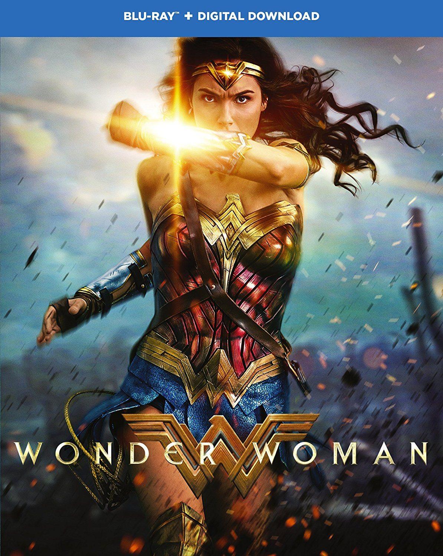 Blu Ray Review Wonder Woman 2017